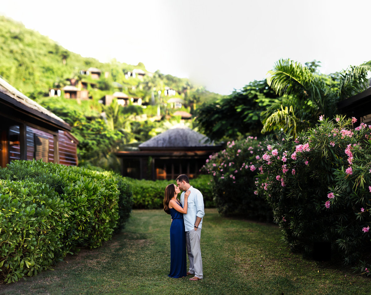 Hermitage Bay Antigua & Barbuda Destination Wedding 29