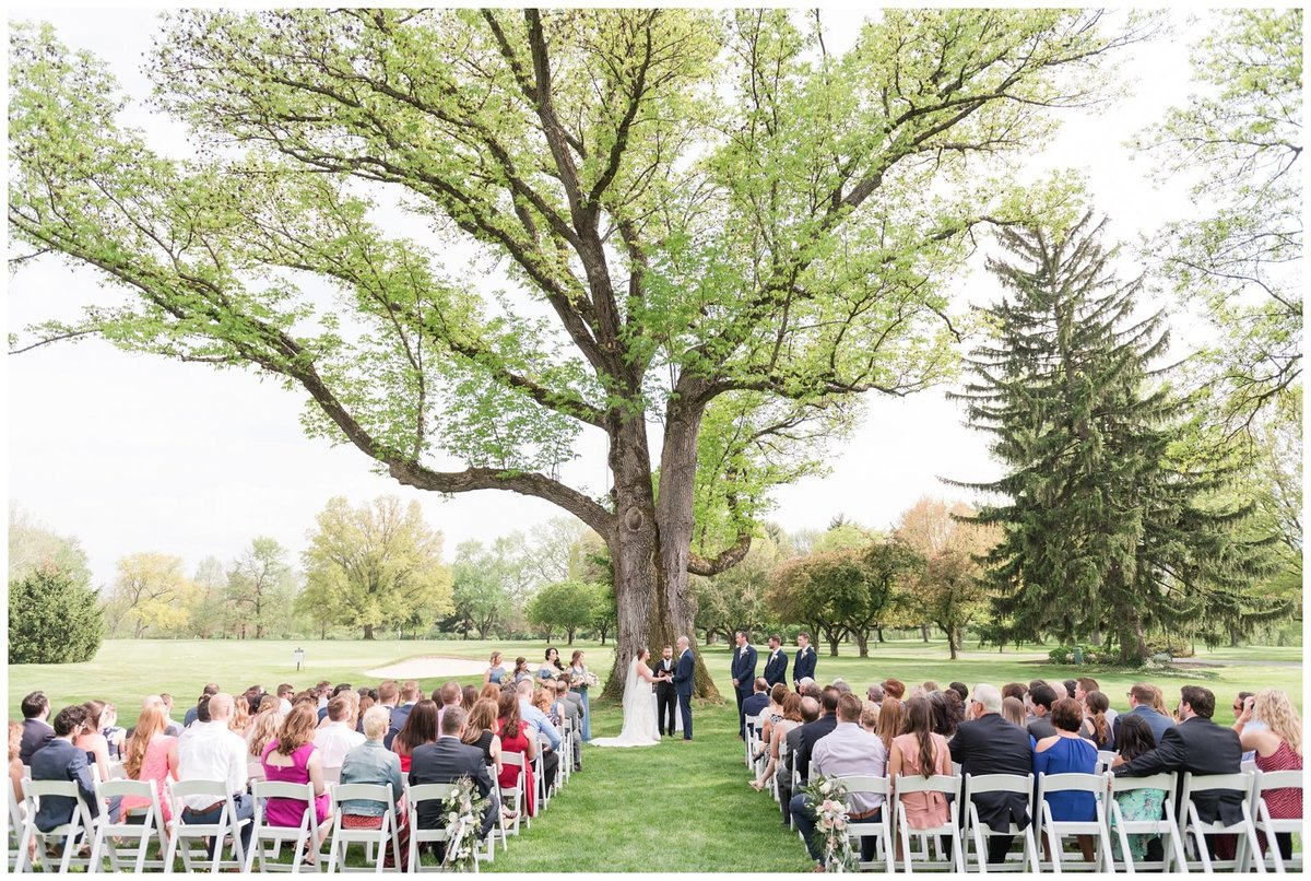 columbus ohio wedding photos brookside golf and country club outdoor wedding_0078