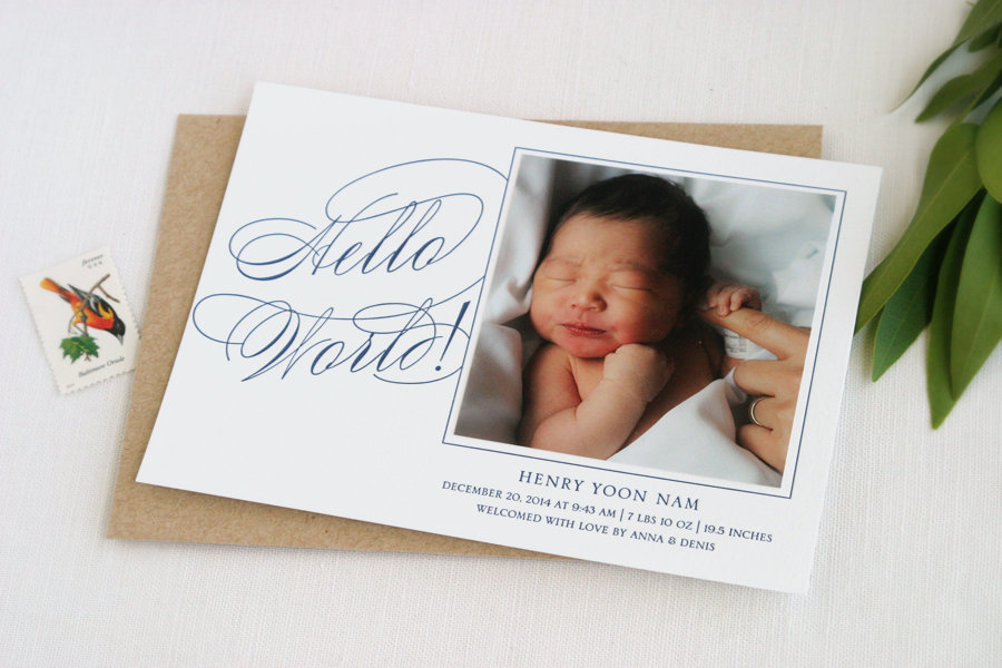 Navy-kraft-birth-announcement
