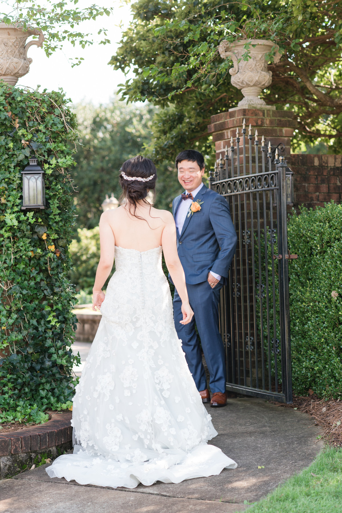 A Barclay Villa Wedding, Michelle and Sara Photography, Angier NC3
