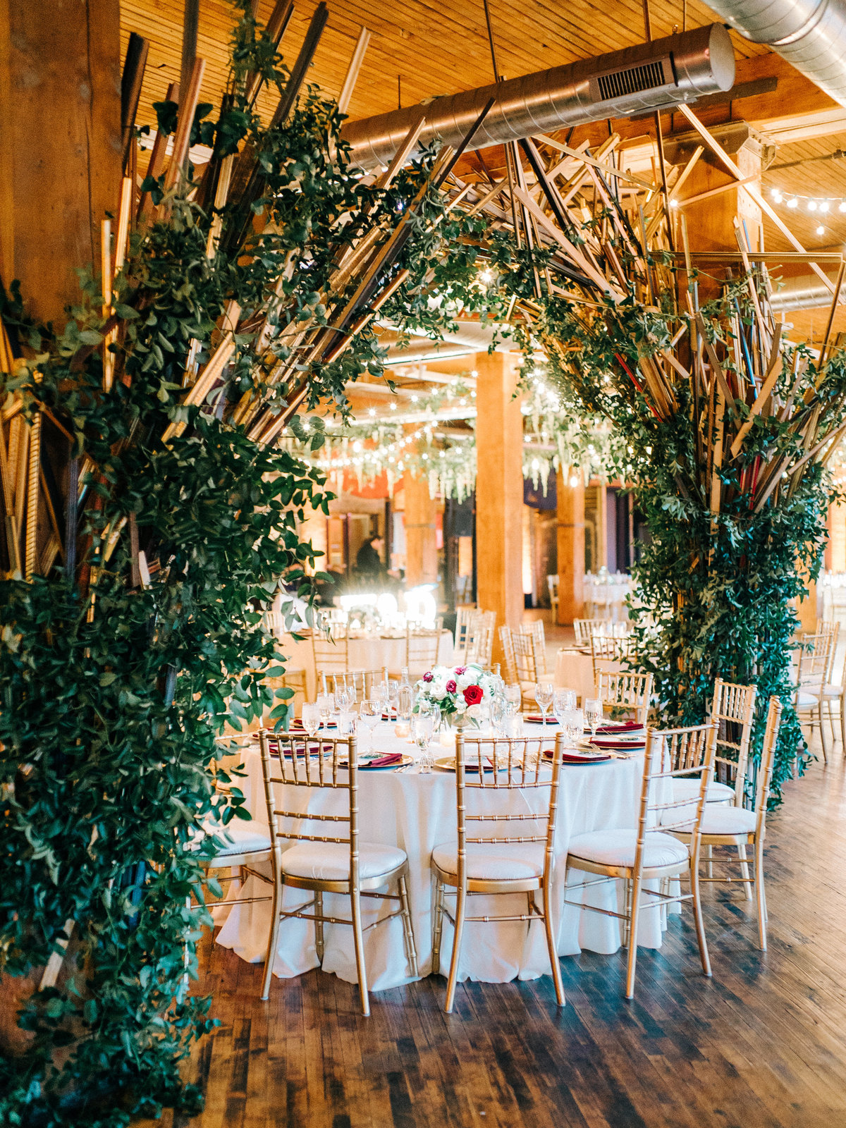 Lacuna Loft Red Fall Wedding_23