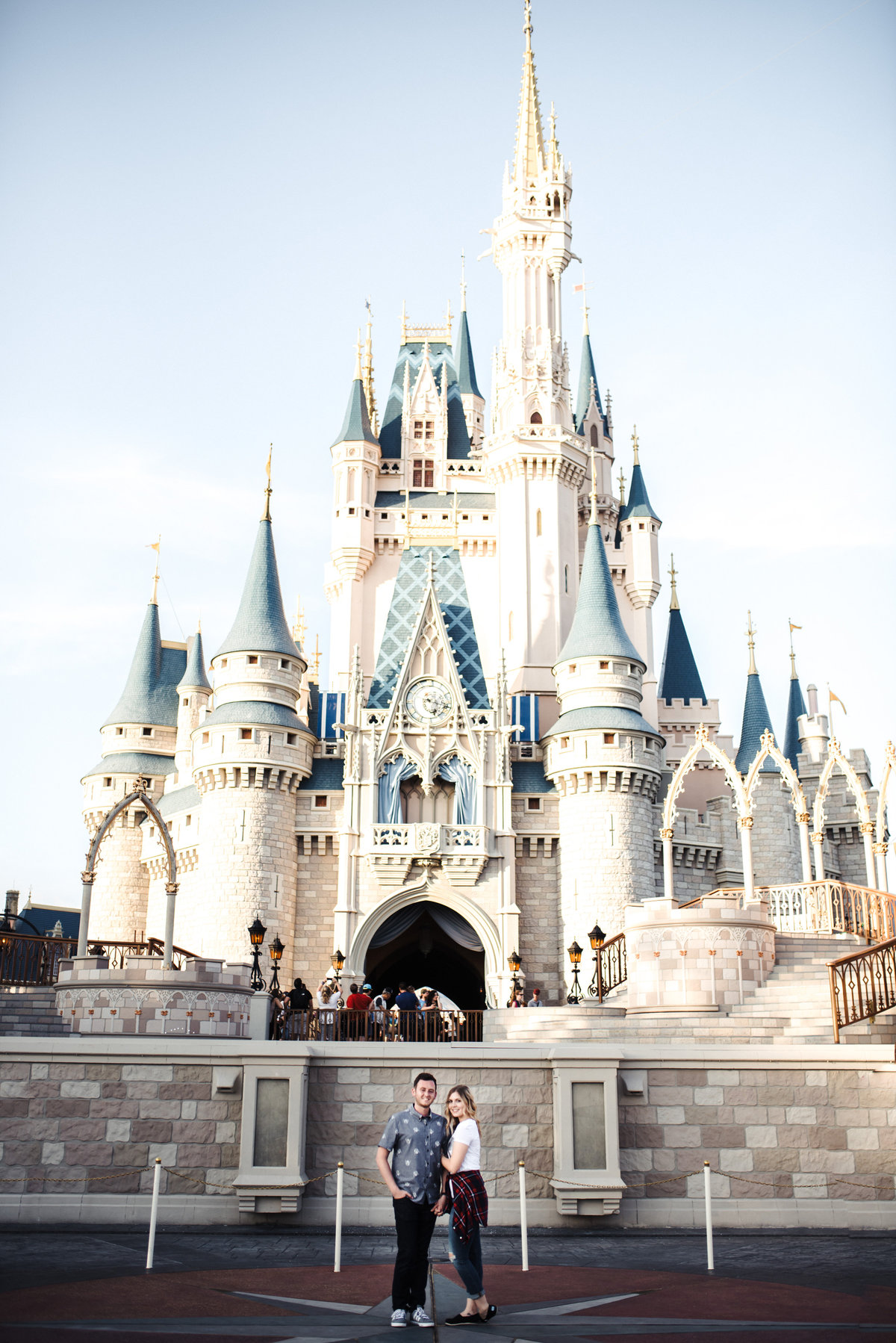 Ally & Brett's Disney Engagement Session (208 of 243)
