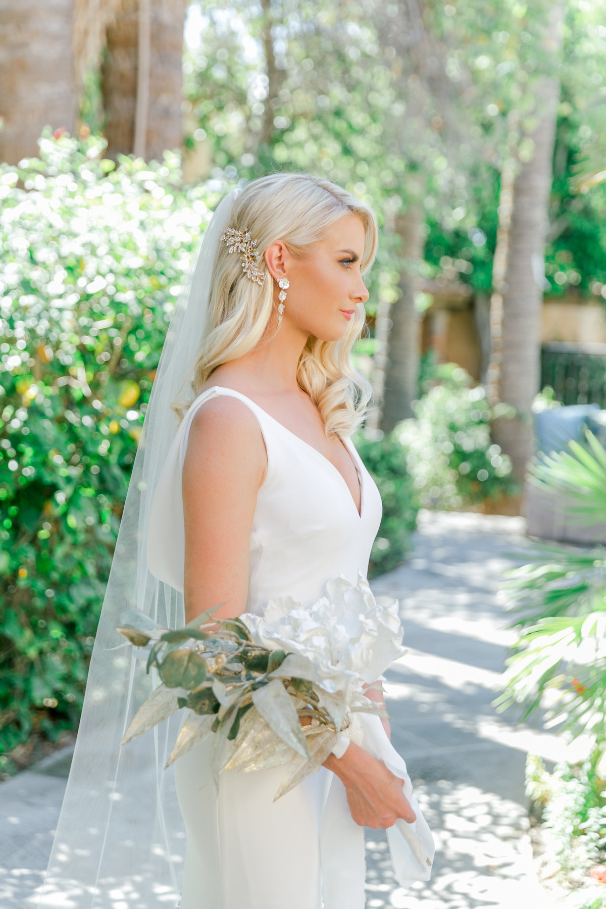 Karlie Colleen Photography - Arizona Wedding - Royal Palms Resort- Alex & Alex-36