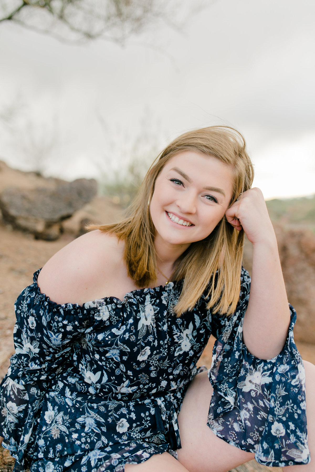 Karlie Colleen Photography - Courtney Freeman - Senior-767