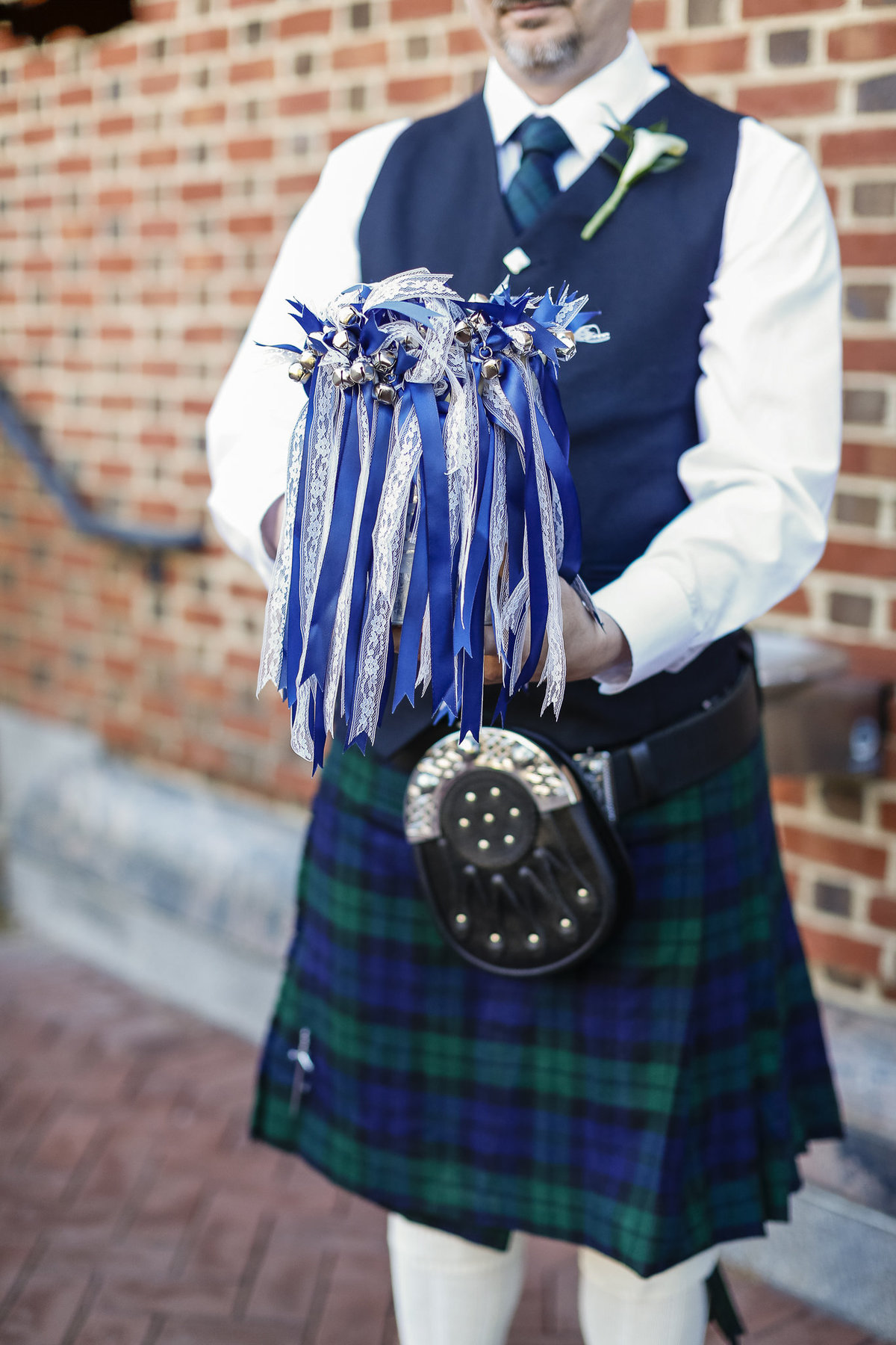 Kilt Wedding | Erika Brown Photography-2