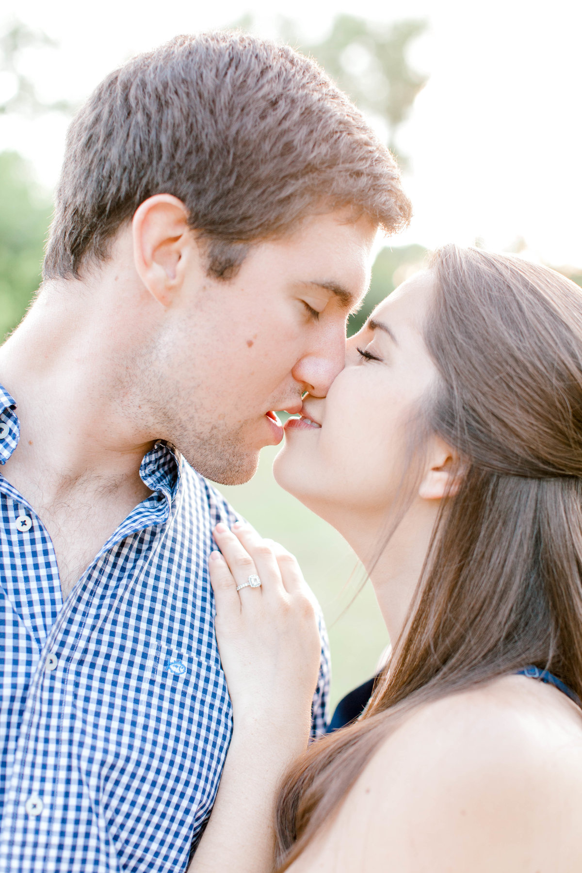 Melanie Foster Photography - Norman Oklahoma Senior and Engagement Photographer - Couple Engagement Photo - 20