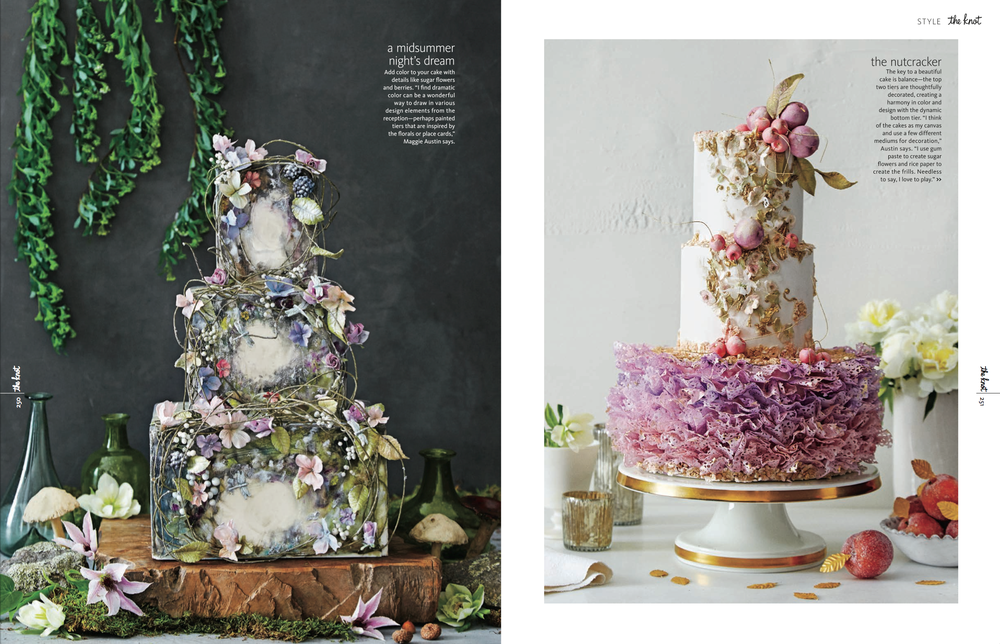 Sarah Kay Love Featured Work Maggie Austin Cakes 2
