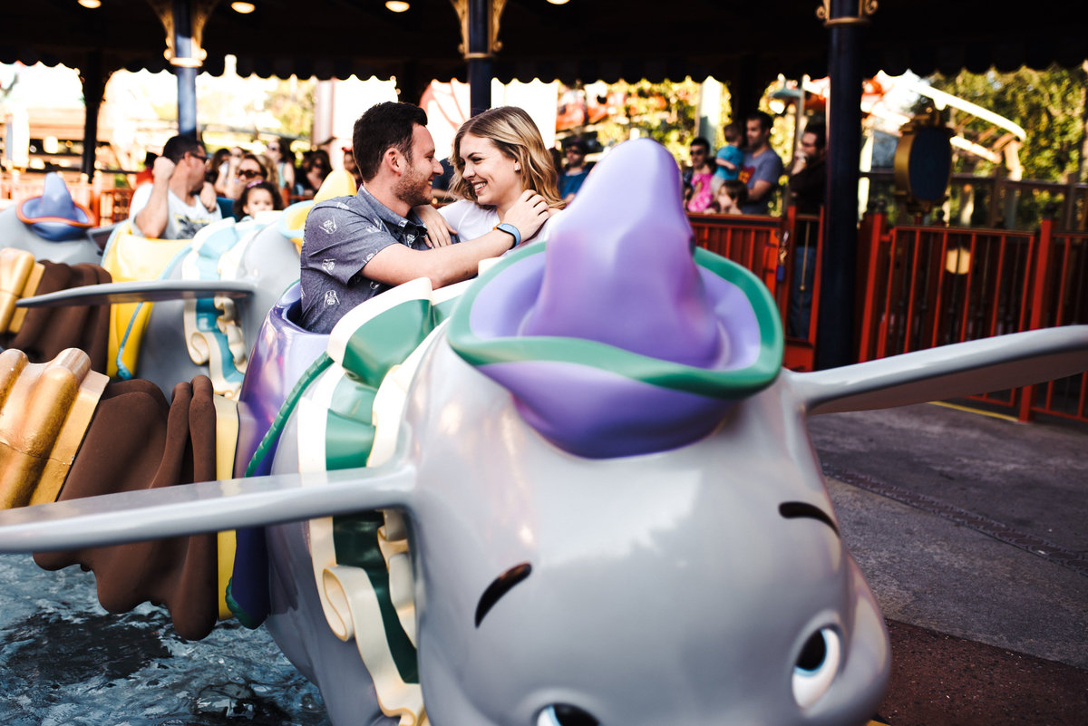 Ally & Brett's Disney Engagement Session (163 of 243)