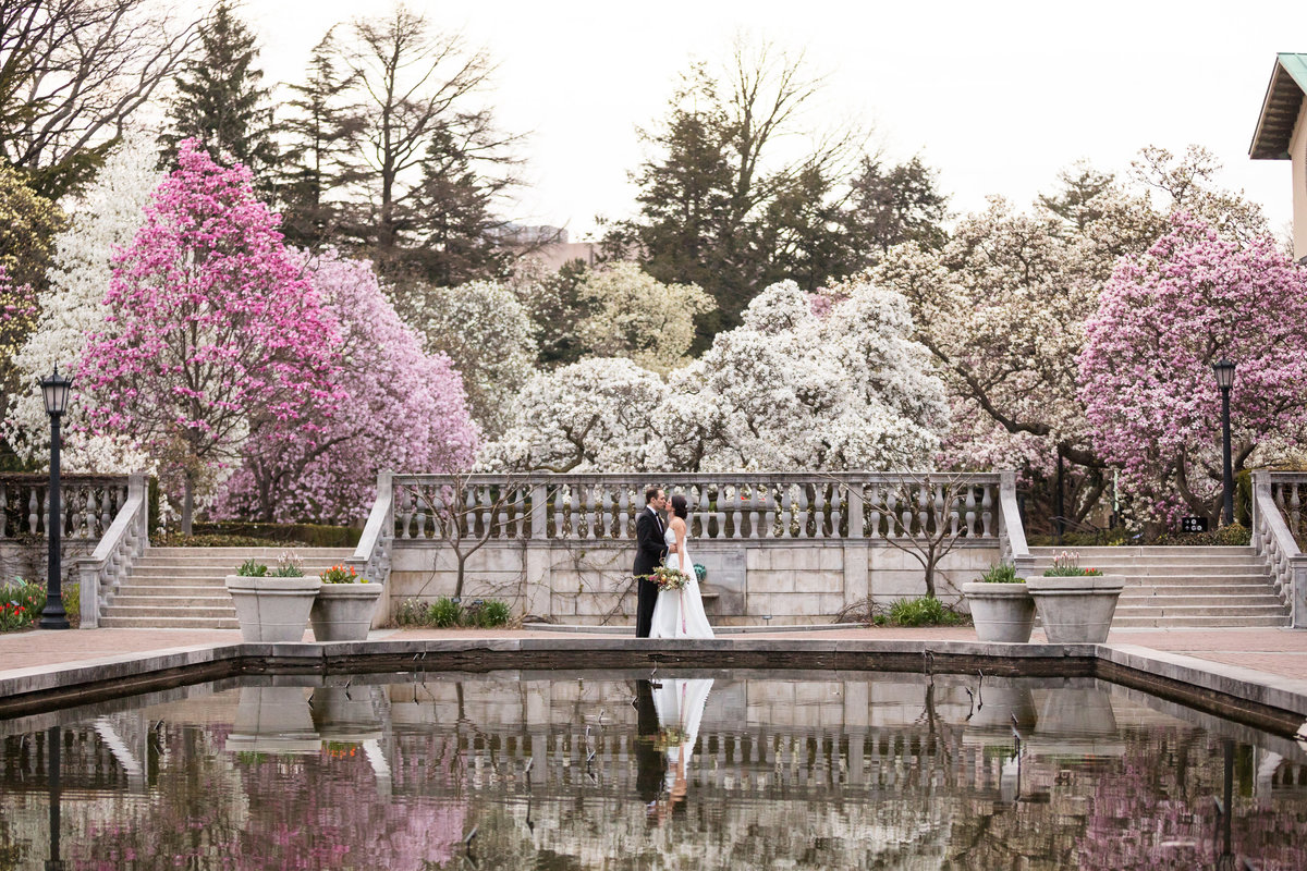 Brooklyn Botanic Garden New York Wedding