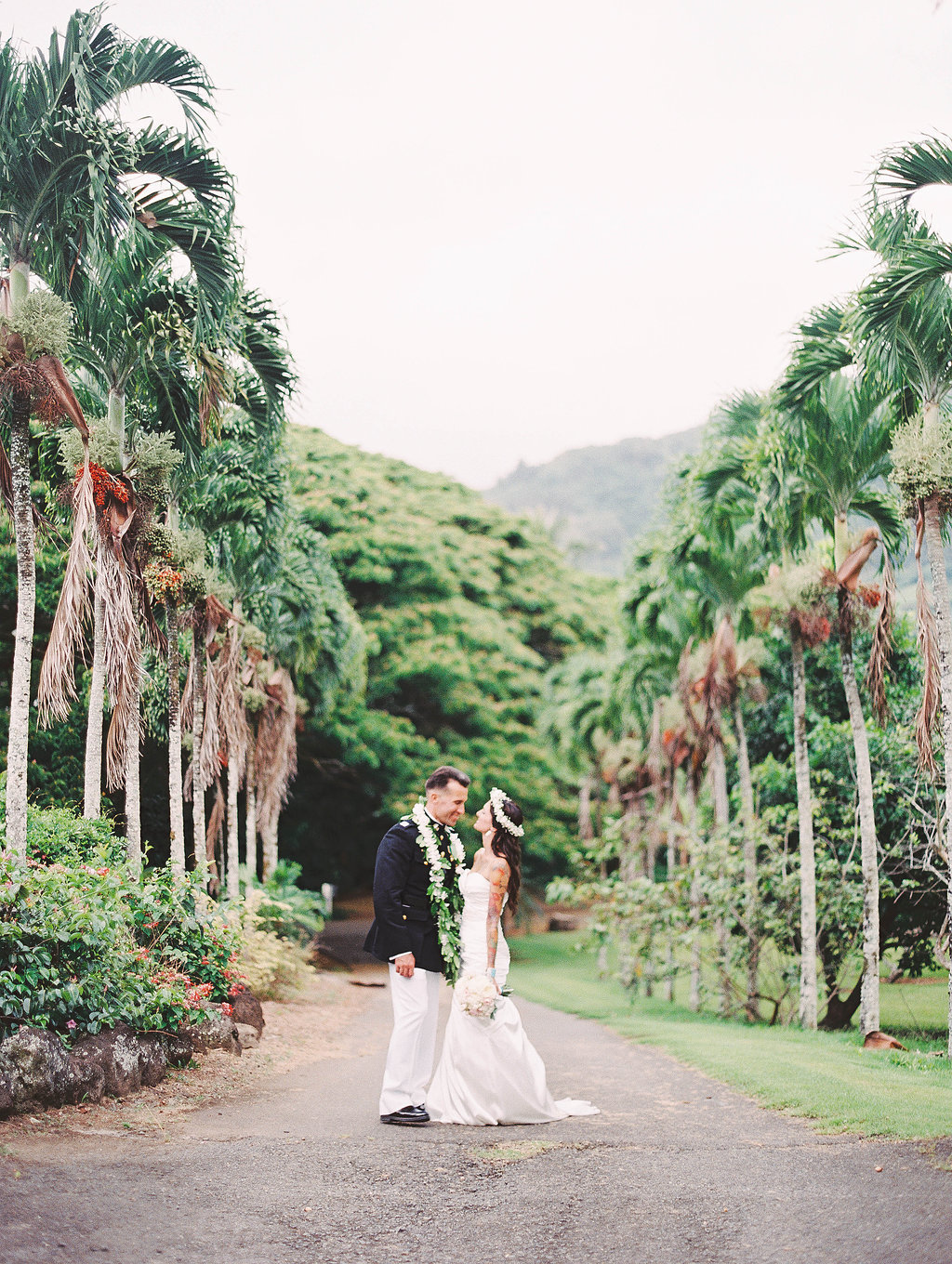 06.11.14-Lauren & Aaron-Ever After Events-Ashley Goodwin Photography-Kualoa Ranch-Hawaii Wedding-Military Wedding (76)
