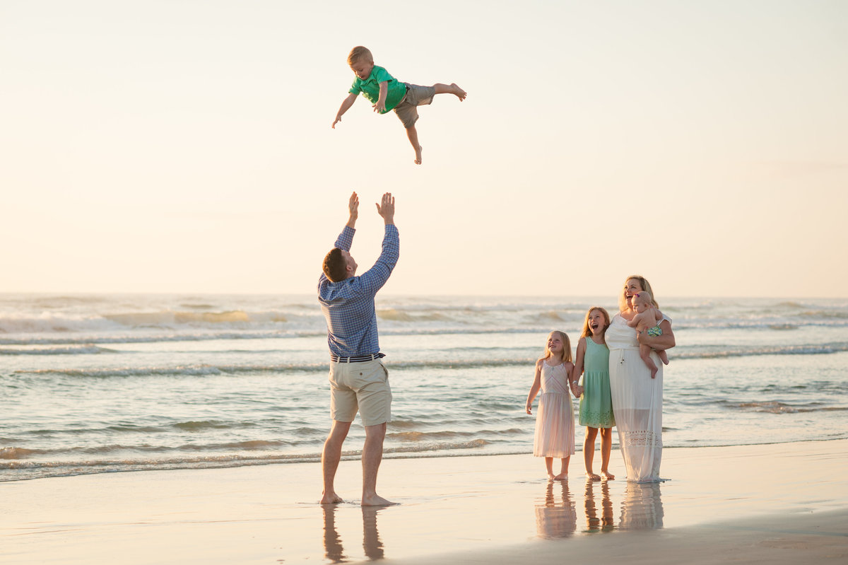Daytona Beach family lifestyle photographer