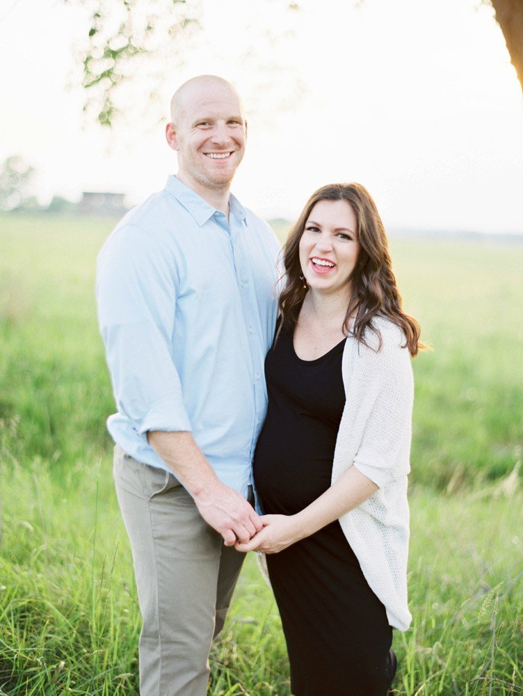 Rebekah Emily Photography Northern Virginia Photographer Film Maternity Session_0009