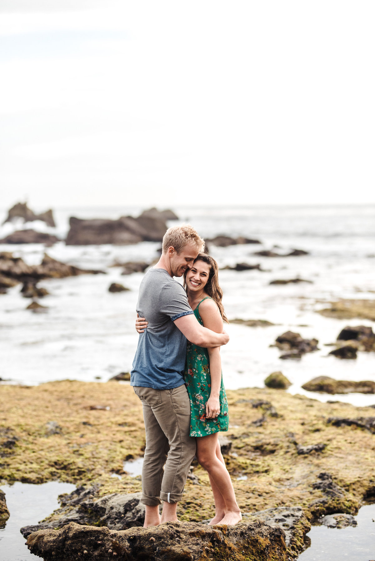 Laguna Beach Engagement Session - 047