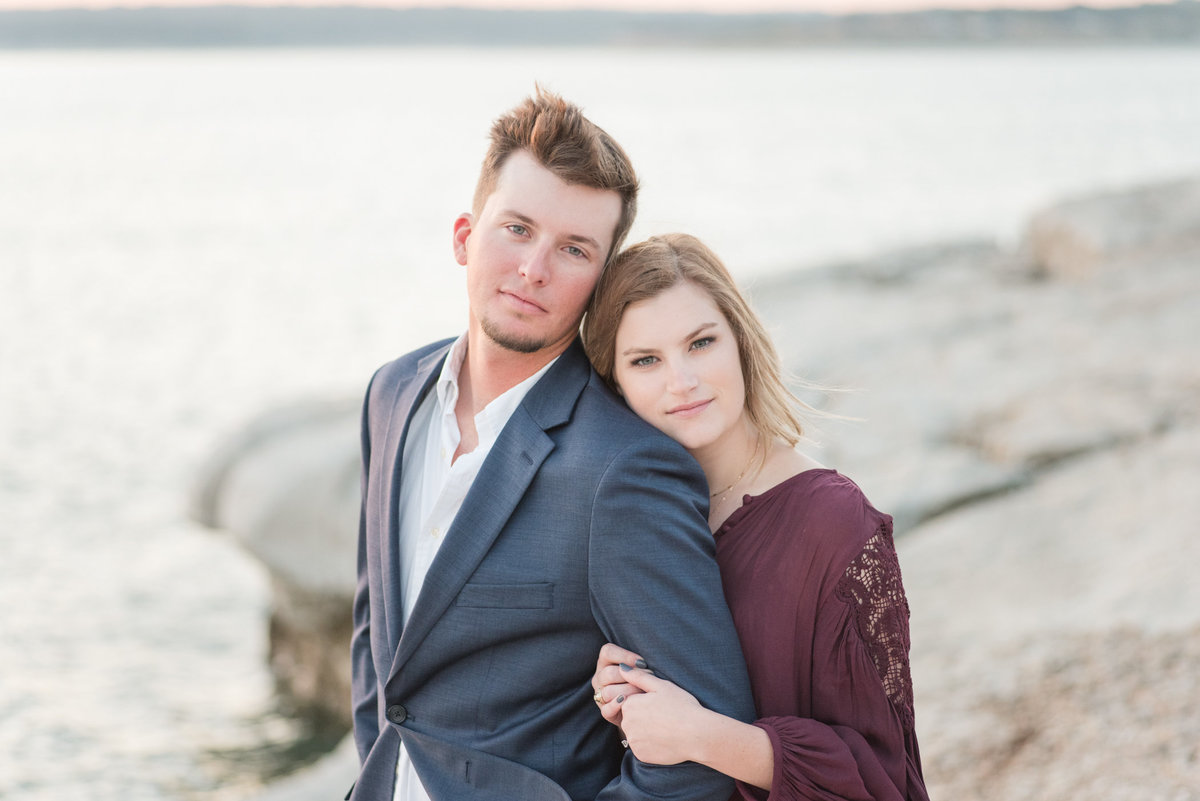 Lake Georgetown Engagement Photos-63