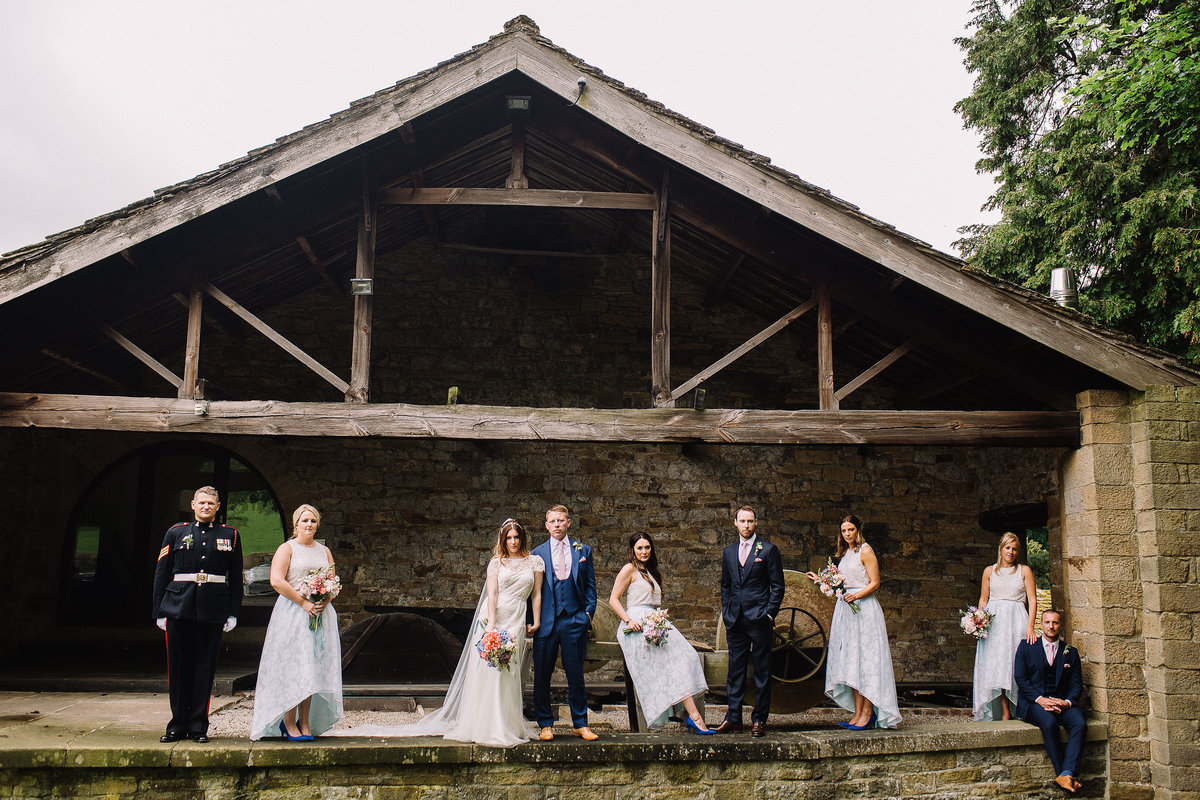 Skipton Wedding Photos in North Yorkshire