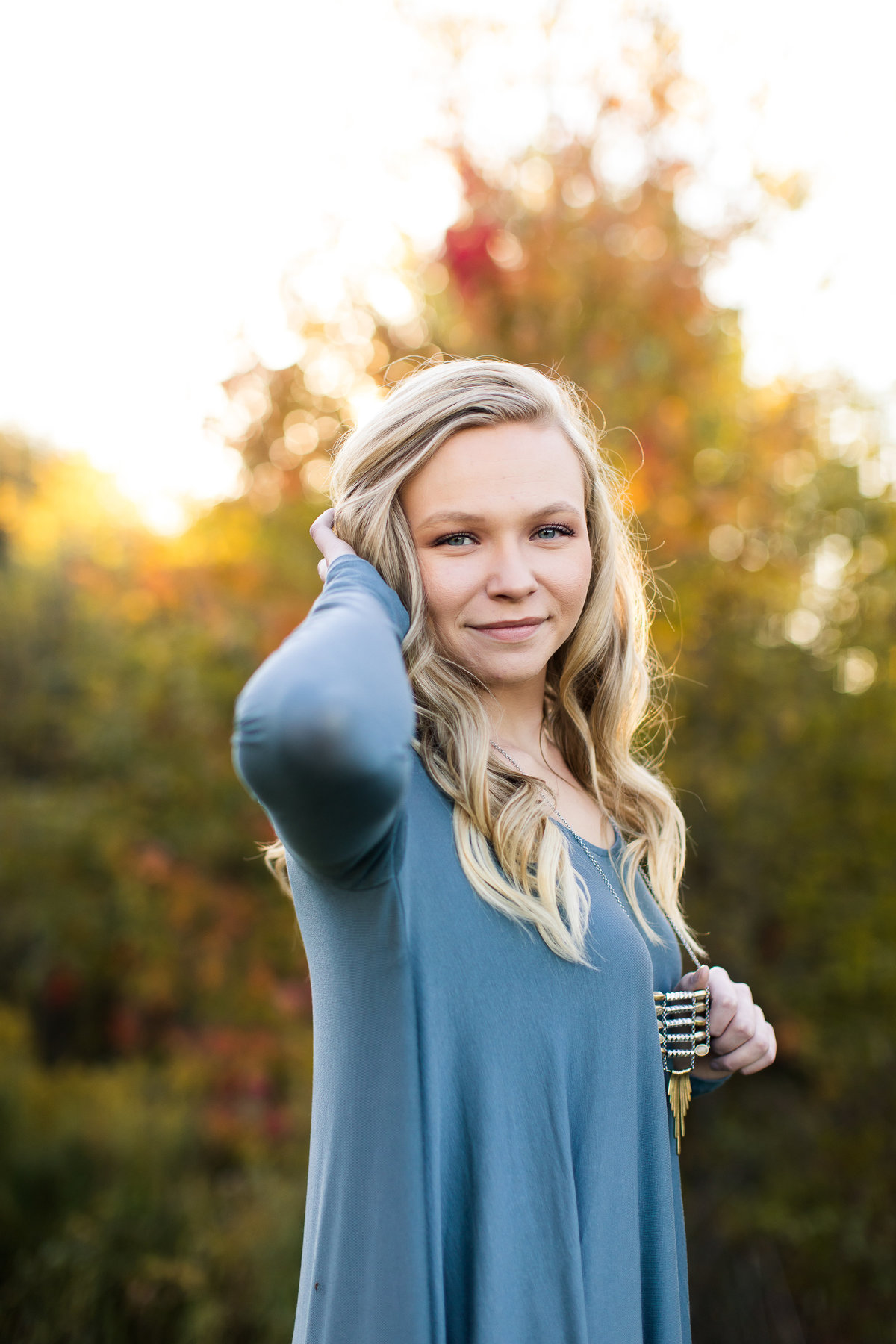 Jordan Senior Session -14
