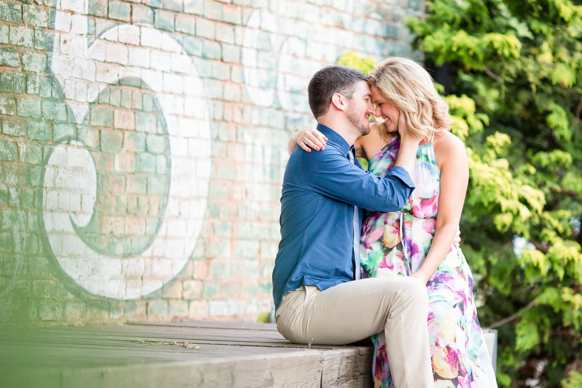 Greenville Engagement Photography | Jenny Williams Photography 13