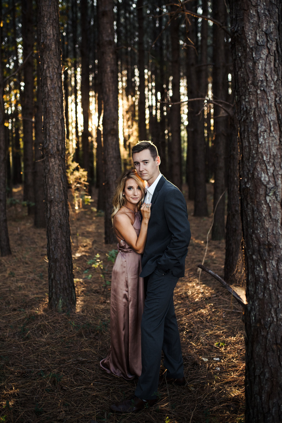 Themed Charlotte engagement Photos 58