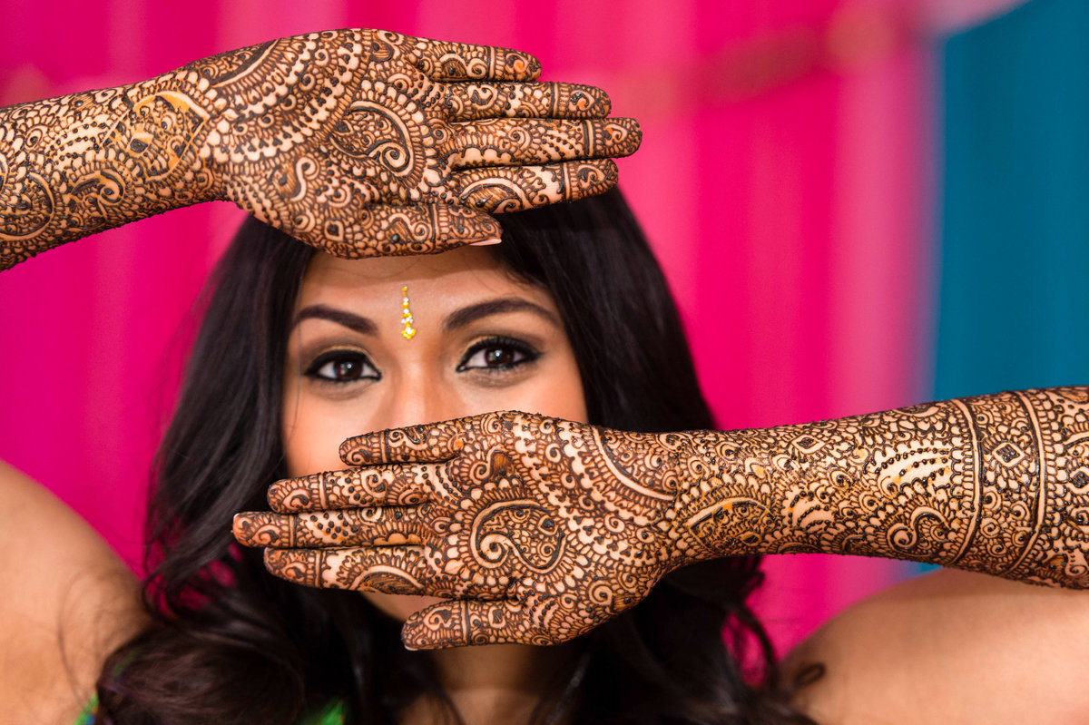 Neena Kunal s Wedding-Mehendi-0088