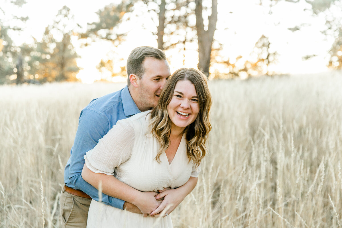 Karlie Colleen Photography - Flagstaff Arizona Engagement Photographer - Britt & Josh -267