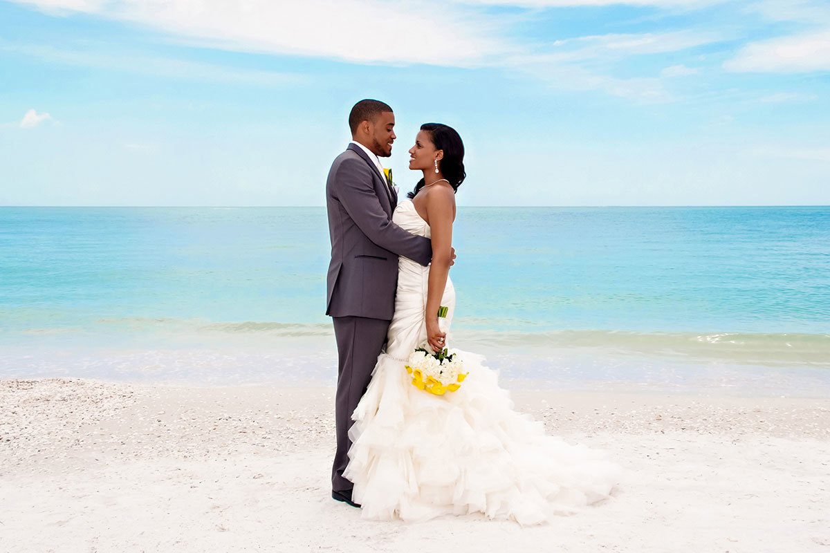 jw marriott marco island wedding beach