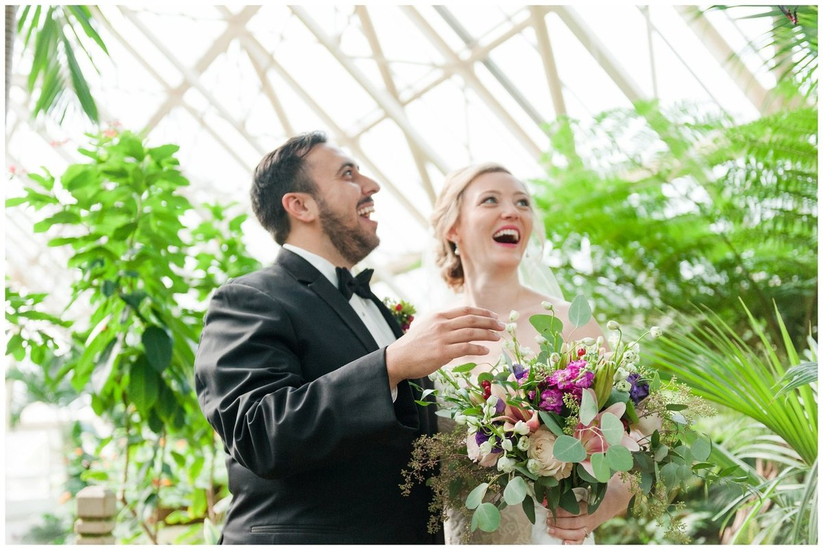 Franklin Park Conservatory Wedding The Palm House Bridal Garden Grove_0017