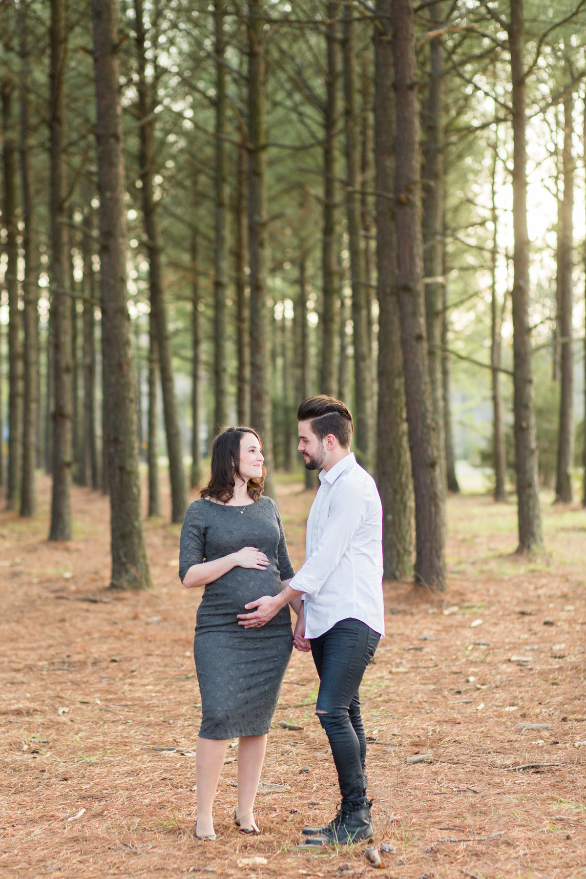 Sam and Stephanie Maternity Session-Samantha Laffoon Photography-90