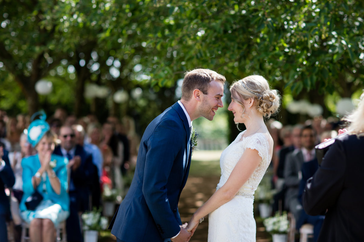 july wedding at bridwell park devon