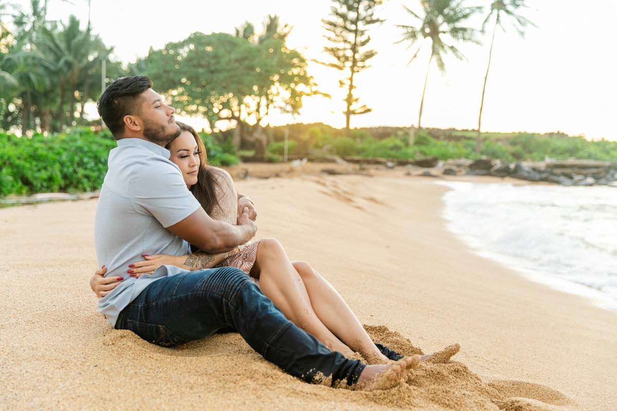 Karlie Colleen Photography - Kauai Hawaii Wedding Photography - Sydney & BJ -74