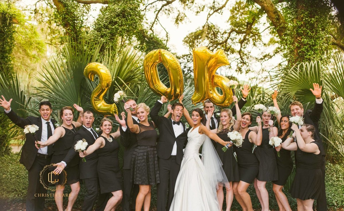 Port Royal Golf Club Hilton Head wedding