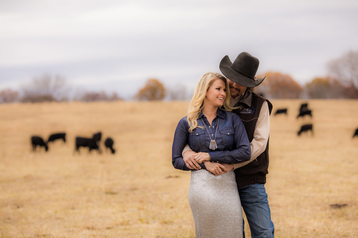 Cowboys Bride - Nashville Weddings - Nashville Wedding Photographer - Nashville Wedding Photographers - Engagement - Ranch Weddings - Ranch engagement Photos - Cowboys and Belles - Denim - Wedding Photographer006