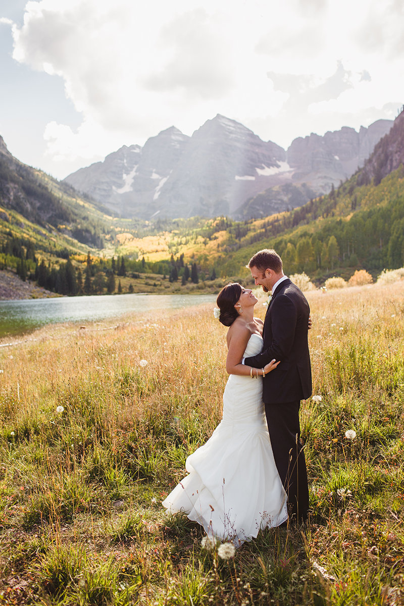 Aspen CO wedding by Springfield MO Wedding Photographer Turner Creative