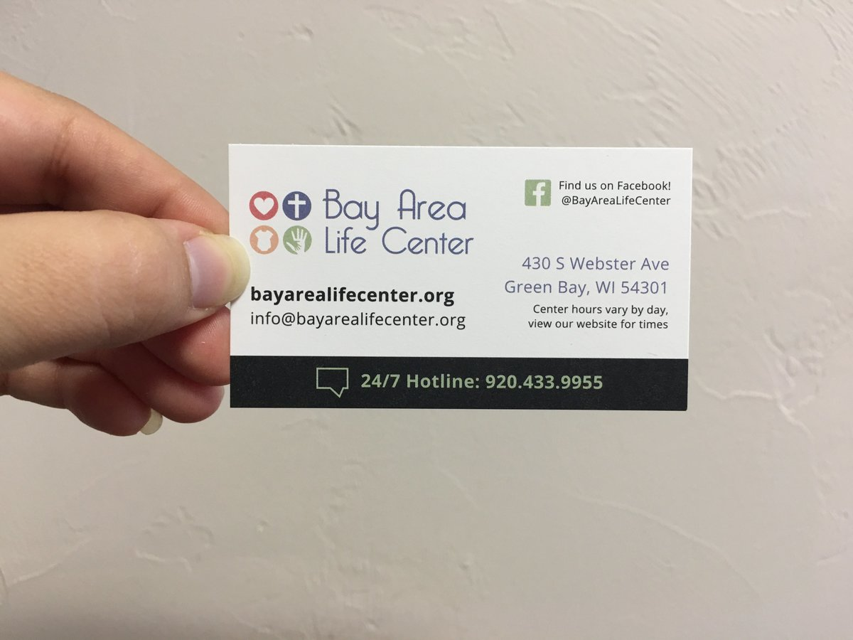 Home bay area life center banner and business cards holidayshoppingeventwazurecannery reheart Gallery