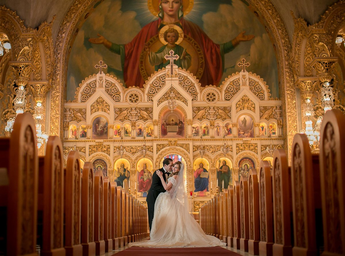 Saint Sophia Cathedral Wedding Inspiration_