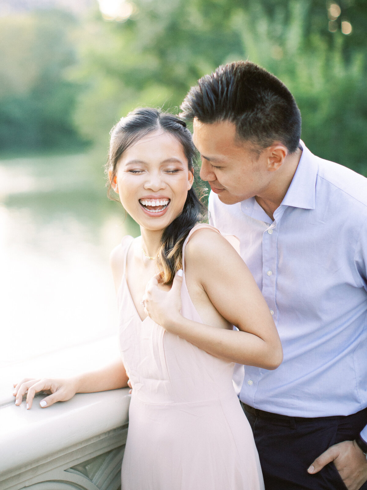 central park engagement session5