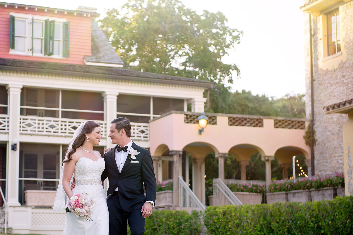 Deering Estate Wedding Venue