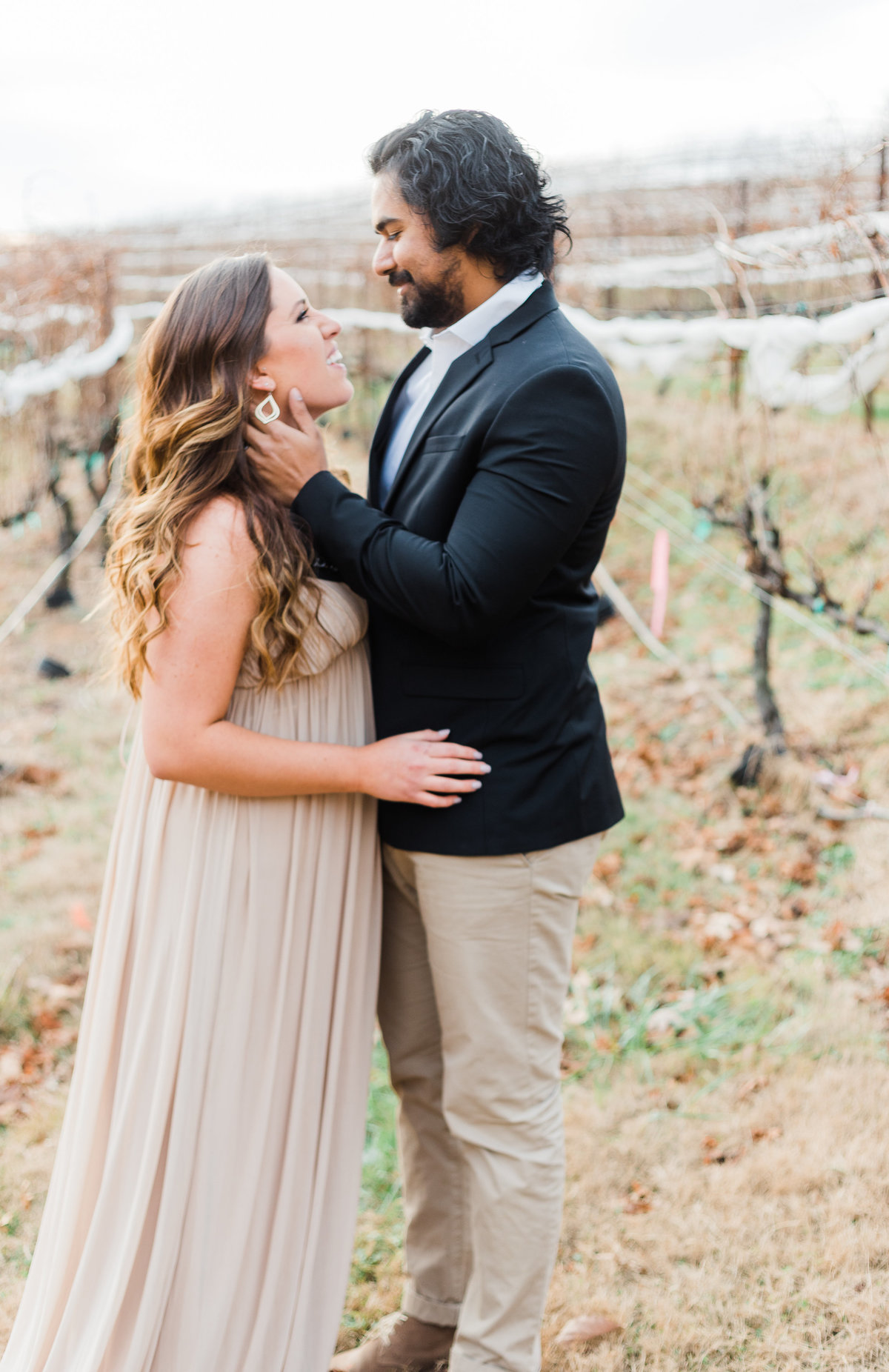 Motaluce Winery, Gainesville, GA Couple Engagement Anniversary Photography Session by Renee Jael-18