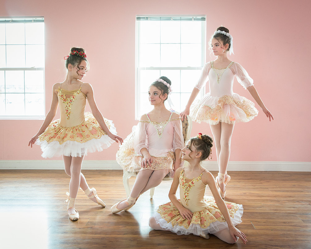 Ballet-photography