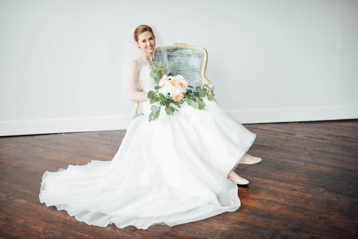 Dayton Bride Photographer