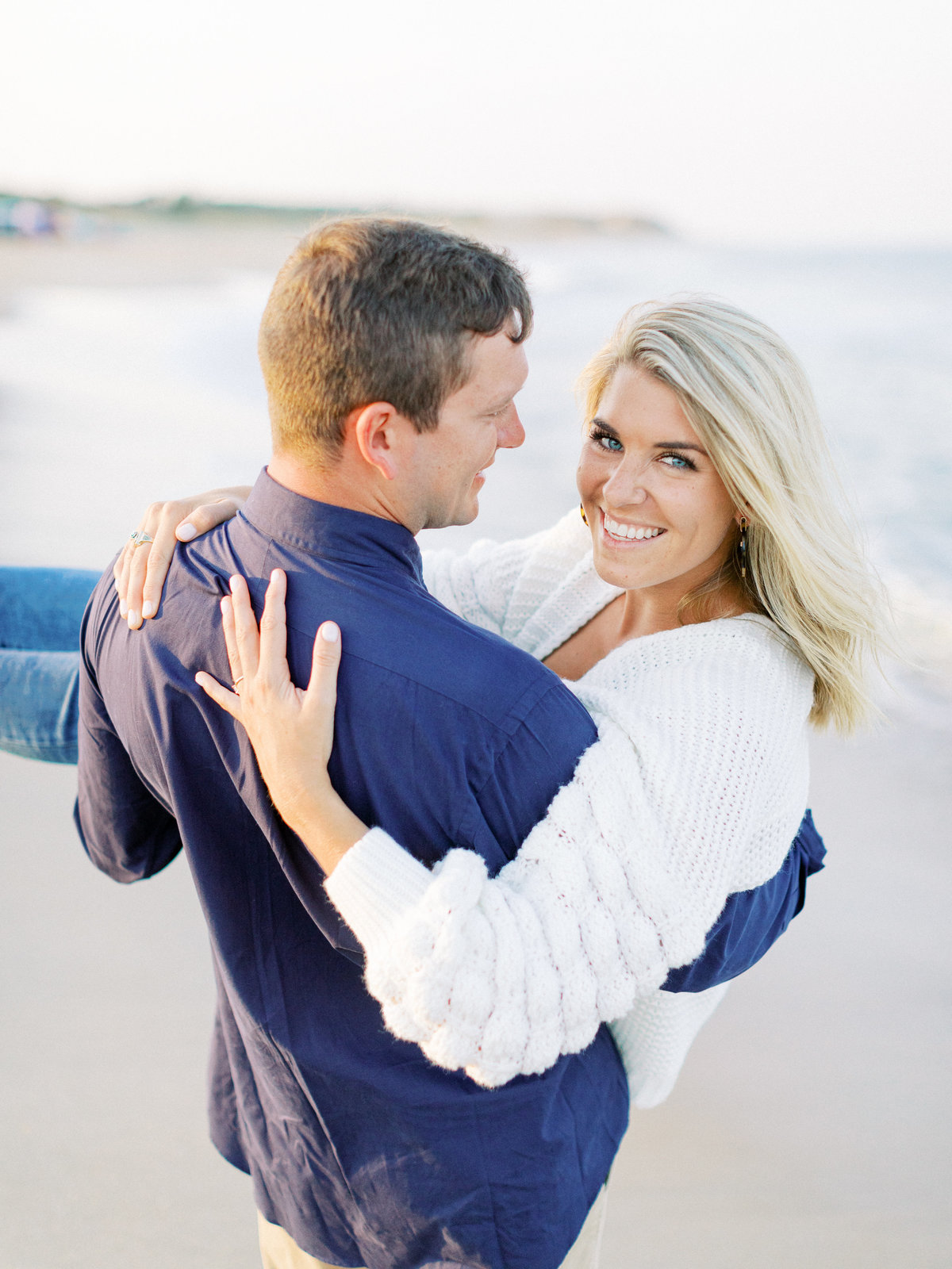 cape henlopen engagement photos12