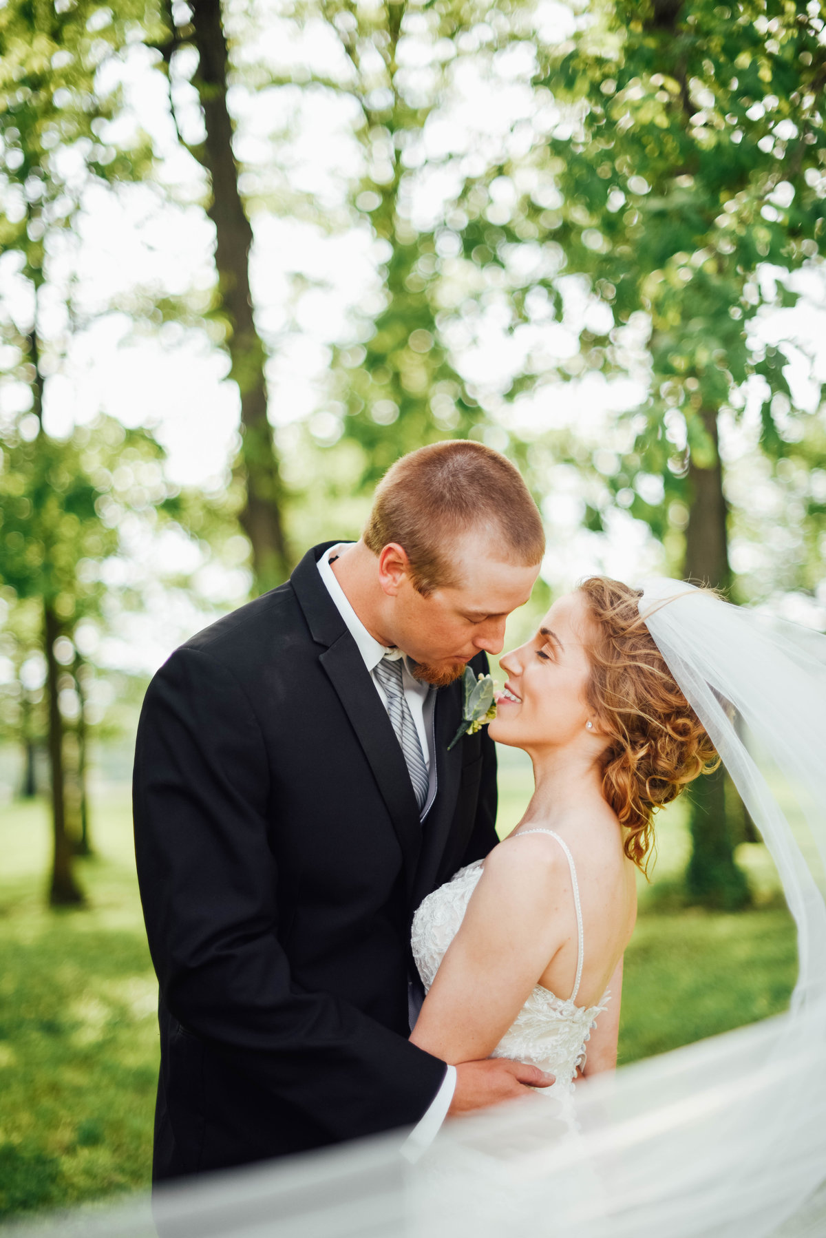 Wedding photographer in dayton ohio