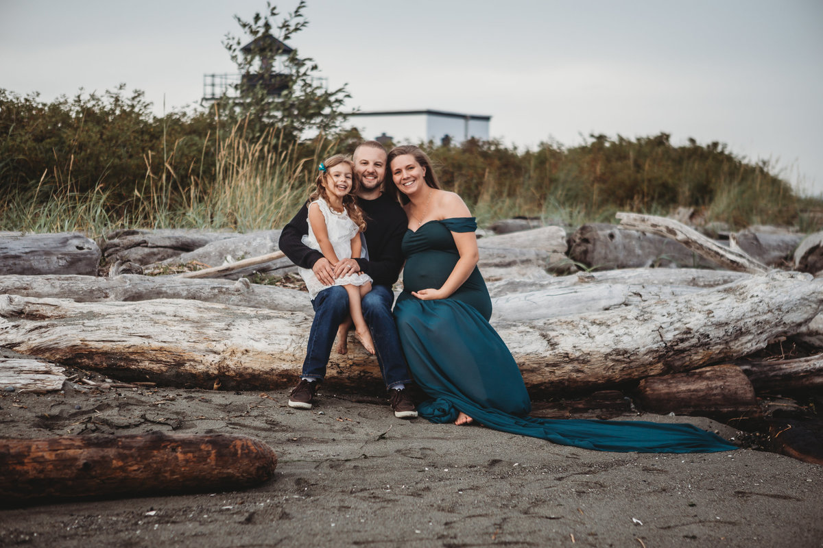 Kitsap Pregnancy Photography