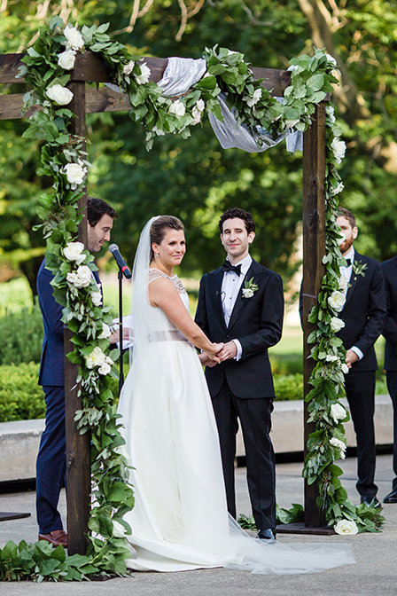 chuppah chicago_history_museum_life_in_bloom_best chicago wedding florist
