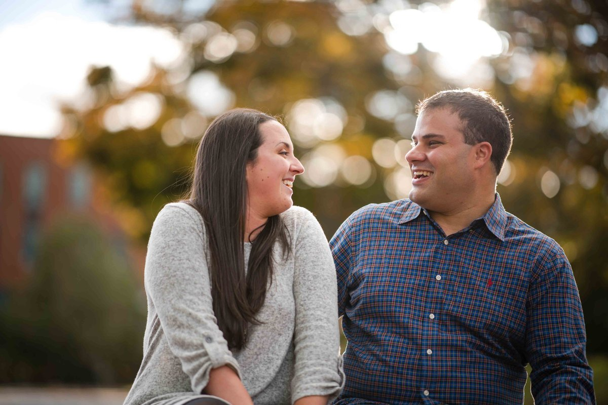 27 fall engagement photos at uconn storrs campus