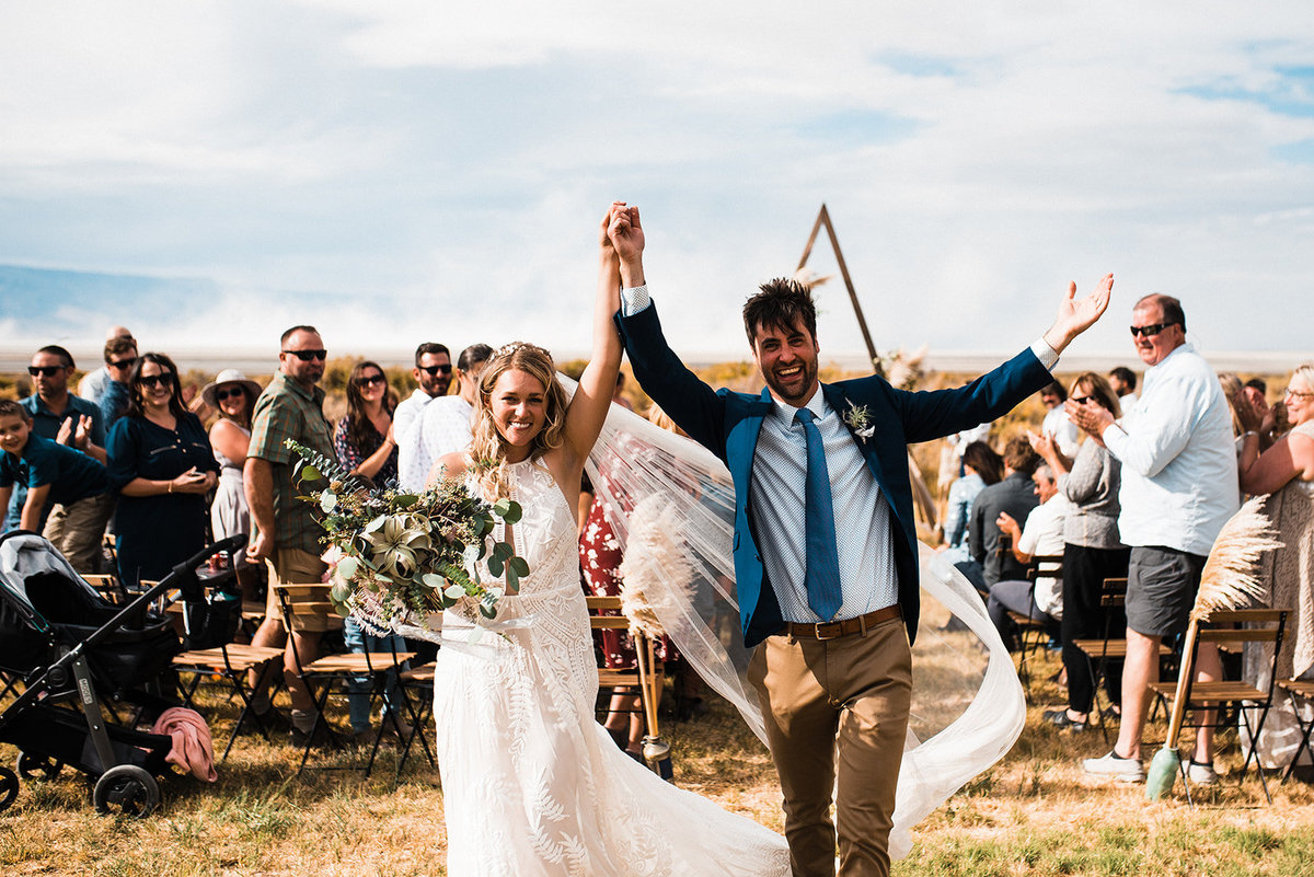 Central Oregon Desert Boho Wedding Planner