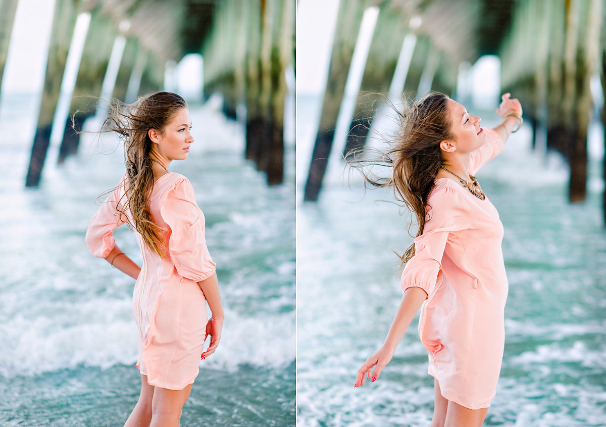 17 Most Stunning Senior Girl Portraits in Myrtle Beach