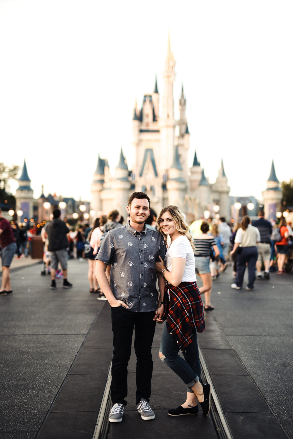 Ally & Brett's Disney Engagement Session (227 of 243)