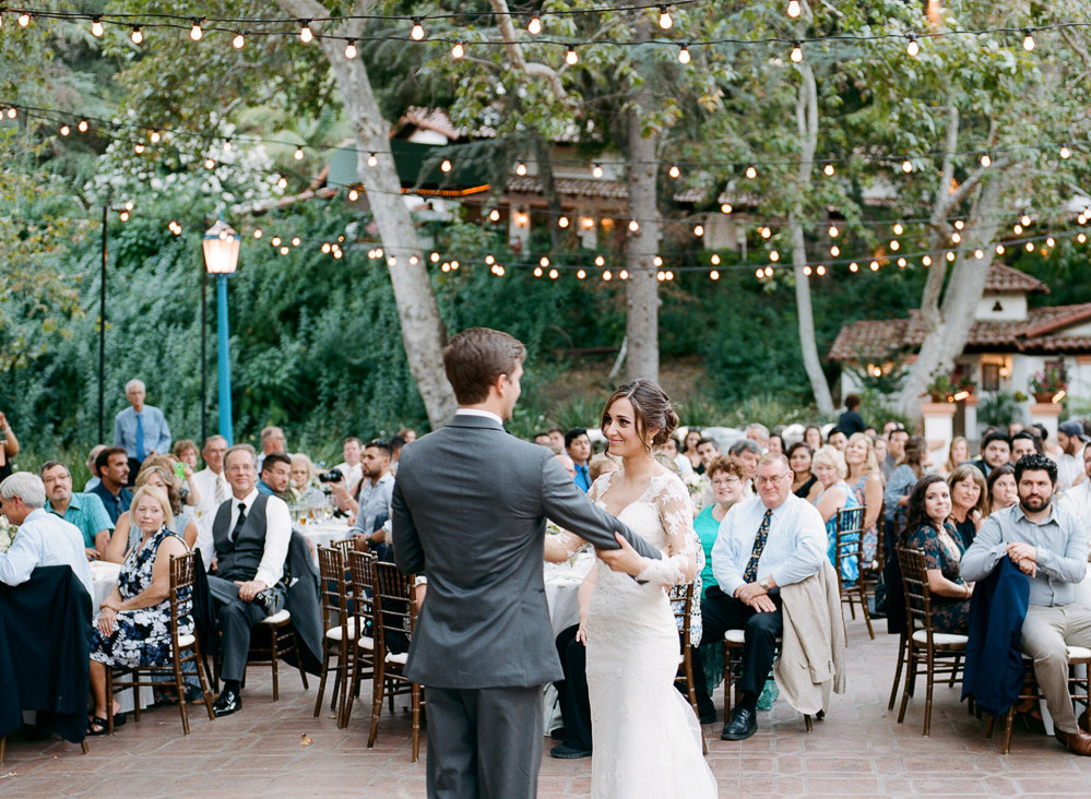 Rancho Las Lomas Wedding Fine Art Film Photographer - Hello Blue Photo -537