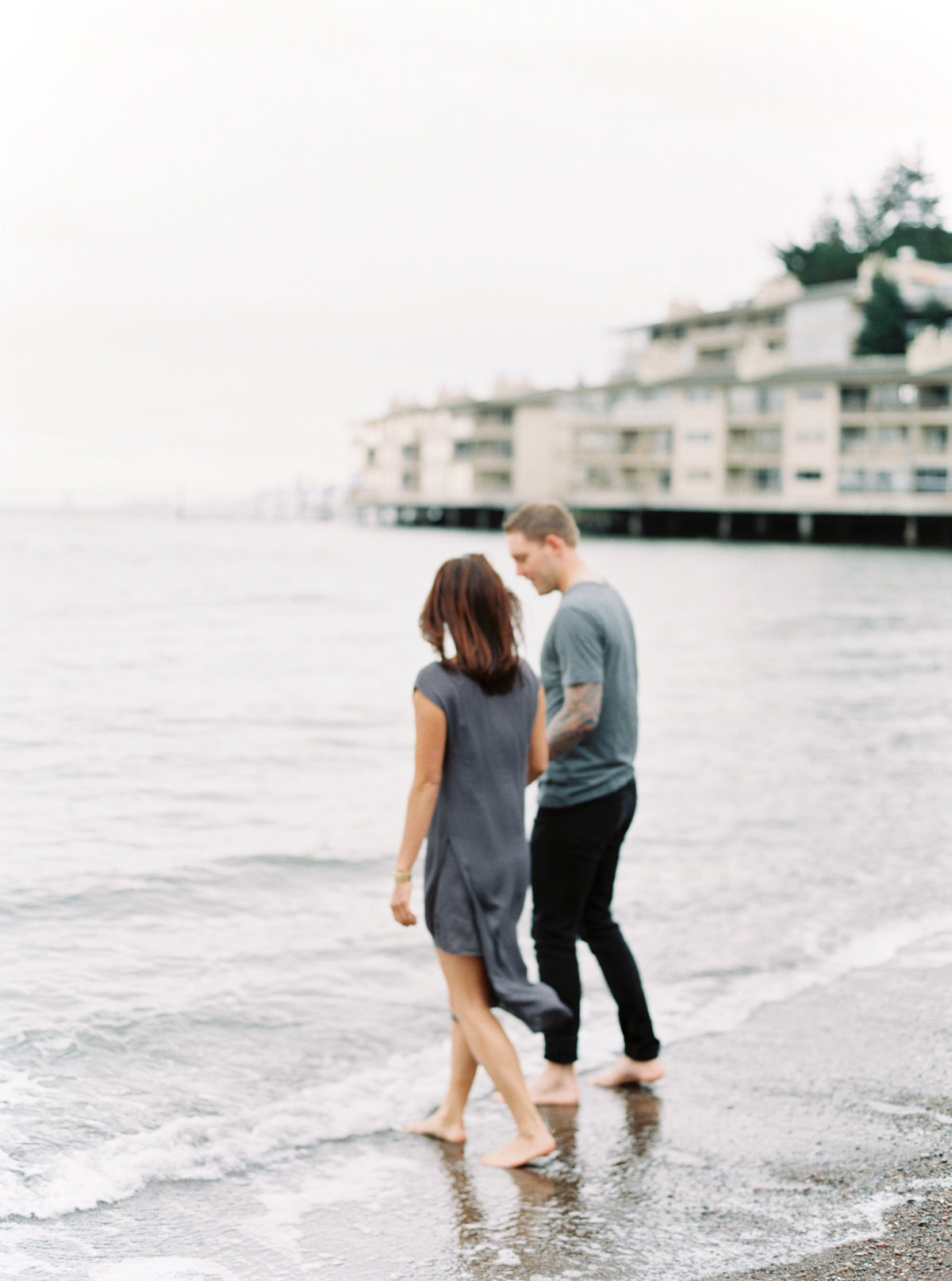 Sachi Sausalito Couples At-Home Lifestyle Session 114