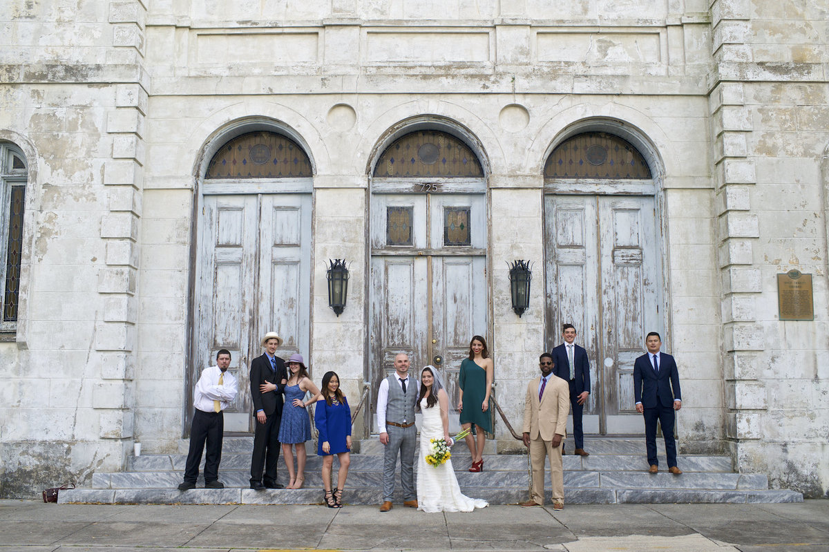 Marc Pagani Photography New Orleans Wedding portraits  187
